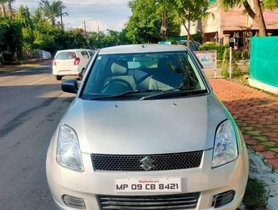 Used Maruti Suzuki Swift LXi, 2007, Petrol MT for sale in Bhopal