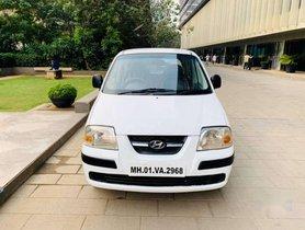 Hyundai Santro, 2006, CNG & Hybrids AT for sale in Mumbai