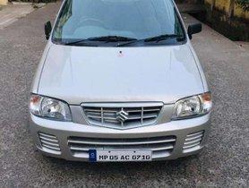 2005 Maruti Suzuki Alto MT for sale in Bhopal at low price