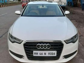 Audi A6 2011 AT for sale in Mumbai