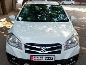 Used Maruti Suzuki S Cross MT car at low price in Ahmedabad