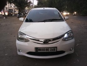 Toyota Etios GD 2011 MT for sale in Nashik