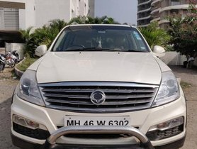 Mahindra Ssangyong Rexton RX7 AT 2013 in Pune