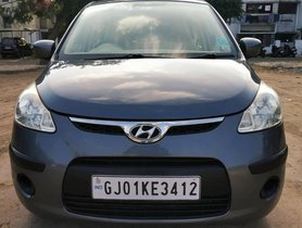 Used Hyundai i10 Magna 1.2 MT car at low price in Ahmedabad