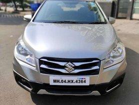 2017 Maruti Suzuki S Cross MT for sale in Mumbai  at low price