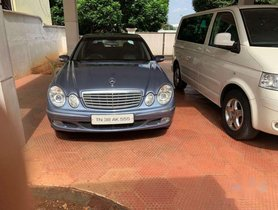 2007 Mercedes Benz E Class AT for sale in Coimbatore