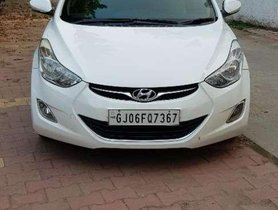 Used Hyundai Elantra 1.6 SX Automatic, 2013, Diesel AT for sale in Vadodara