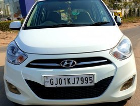 2011 Hyundai i10 MT for sale at low price in Ahmedabad
