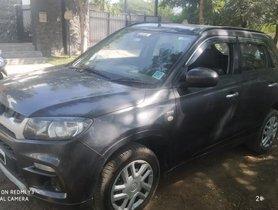 2016 Maruti Suzuki Vitara Brezza VDi MT for sale at low price in Nashik