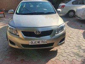 Toyota Corolla Altis 2008-2013 Diesel D4DG MT for sale in New Delhi