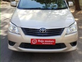 Toyota Innova 2012-2013 2.5 GX (Diesel) 8 Seater BS IV MT for sale in Ahmedabad
