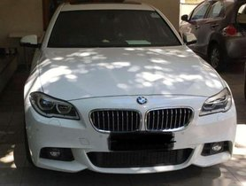 Used 2015 BMW 5 Series AT for sale in Coimbatore