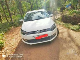 Used Volkswagen Polo 2014 MT for sale in Thrissur