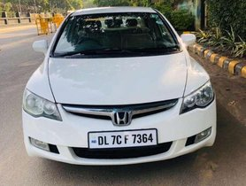 Honda Civic 1.8V Manual, 2009, Petrol for sale in Gurgaon
