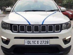 Jeep Compass 2017 2.0 Longitude Option MT for sale in New Delhi