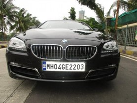 BMW 6 Series 640d Gran Coupe AT in Mumbai 2013 for sale