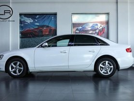 2012 Audi A4 AT for sale at low price in New Delhi