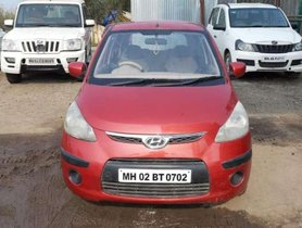 Hyundai i10 2010 MT for sale in Mumbai