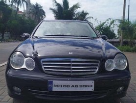 Mercedes Benz C-Class 2007 AT for sale in Mumbai