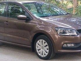 2016 Volkswagen Polo 1.2 MPI Comfortline MT in New Delhi for sale