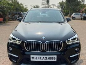 BMW X1 2012-2015 sDrive 20D xLine AT for sale in Mumbai