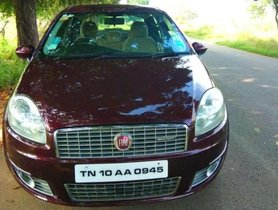 Used 2010 Fiat Linea MT for sale in Coimbatore