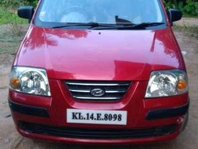Used Hyundai Santro Xing MT for sale in Thrissur at low price
