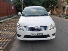 2012 Toyota Innova MT 2004-2011 for sale at low price in New Delhi