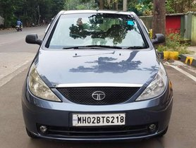 Tata Indica Vista LS Quadrajet BS IV, 2010, Diesel MT for sale in Mumbai
