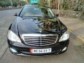Mercedes-Benz S-Class 350 L, 2006, Petrol AT for sale in Mumbai