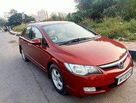 Used 2007 Honda Civic 1.8 V MT 2006-2010 for sale in Pune