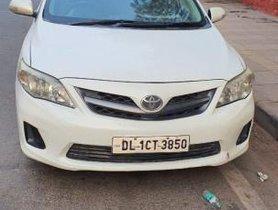 Used Toyota Corolla Altis Aero D 4D J MT in New Delhi car at low price
