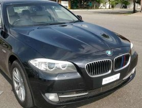 Used 2011 BMW 5 Series AT for sale in Coimbatore