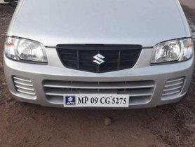 Maruti Suzuki Alto LXi BS-IV, 2010, Petrol MT for sale in Bhopal