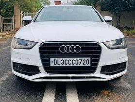Audi A4 2013 AT for sale in Gurgaon