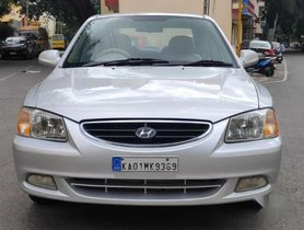 Used Hyundai Accent GLE 2004 MT for sale in Nagar
