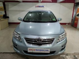 Toyota Corolla Altis 2008-2013 G MT for sale in Pune