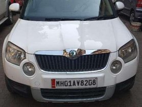 Skoda Yeti Ambition 2.0 TDI CR 4x4, 2011, Diesel MT for sale in Mumbai