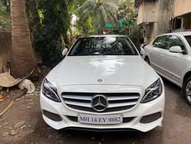 2015 Mercedes Benz C-Class AT for sale in Mumbai
