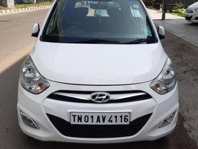 Hyundai i10 Sportz 2013 MT for sale in Chennai