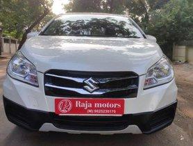 Maruti S-Cross 2015-2017 DDiS 200 Sigma for sale in Ahmedabad