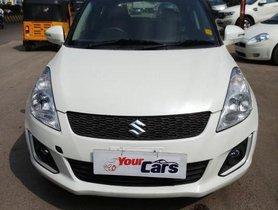 2011 Maruti Suzuki Swift ZXI MT for sale in Hyderabad