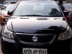 2011 Maruti Suzuki SX4 MT for sale at low price in Hyderabad