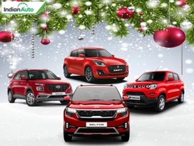 Christmas Vibe: Top SEXIEST Red Cars In India