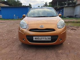 Nissan Micra Active 2012 MT for sale in Kudal