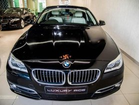 2016 BMW 5 Series AT in Ludhiana 2013-2017 for sale