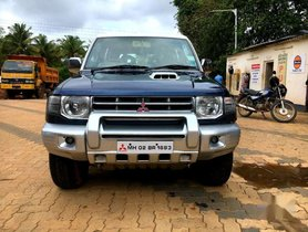 2011 Mitsubishi Pajero SFX MT for sale in Kudal