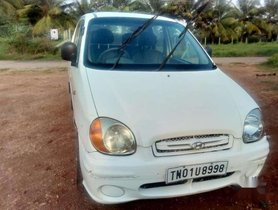 Hyundai Santro Xing 2002 MT for sale in Tiruppur