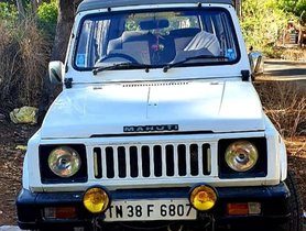 Maruti Suzuki Gypsy 1998 MT for sale in Tiruchirappalli
