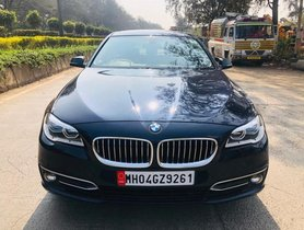2015 BMW 5 Series AT 2013-2017 for sale in Mumbai